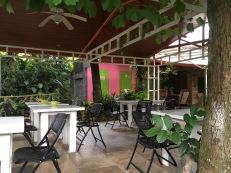 Café Del Patio patio