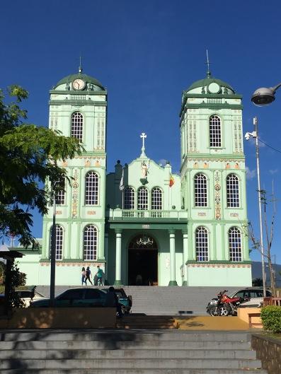 Sarchí church