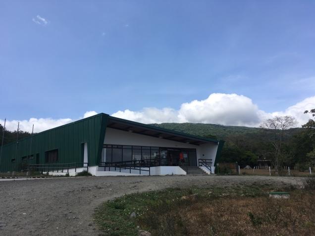 Las Pailas Ranger Station